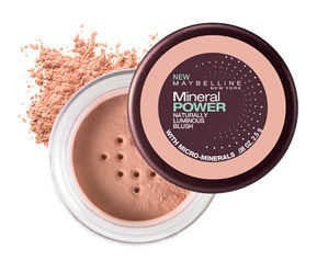 Rubor Mineral Power de Maybelline