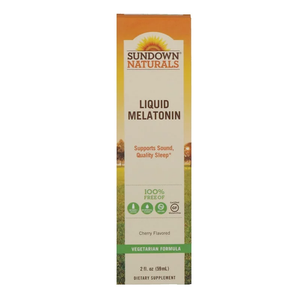 Melatonina Liquida Sandown Naturals