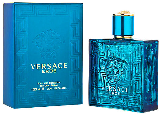 Versace Eros  Eau de Toilette for Men