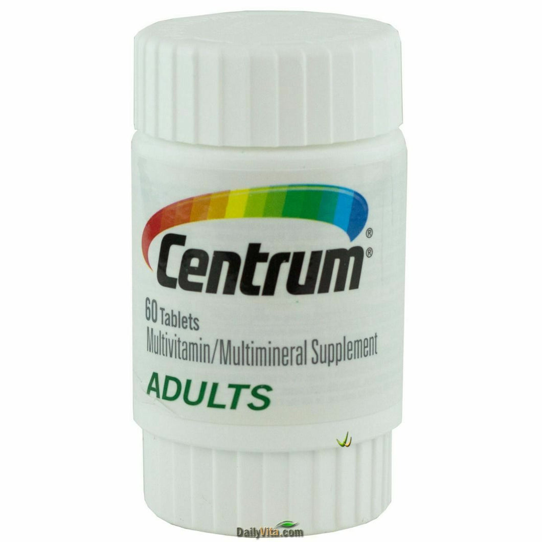 Centrum Adults 60 Tabletas