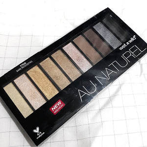 Set de sombras Au Naturel de WET N WILD
