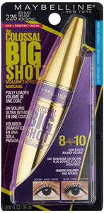 MASCARA BIG SHOT DE MAYBELLINE