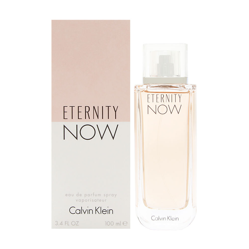 Eternity Now 100ml EDP Perfume para mujer Calvin Klein