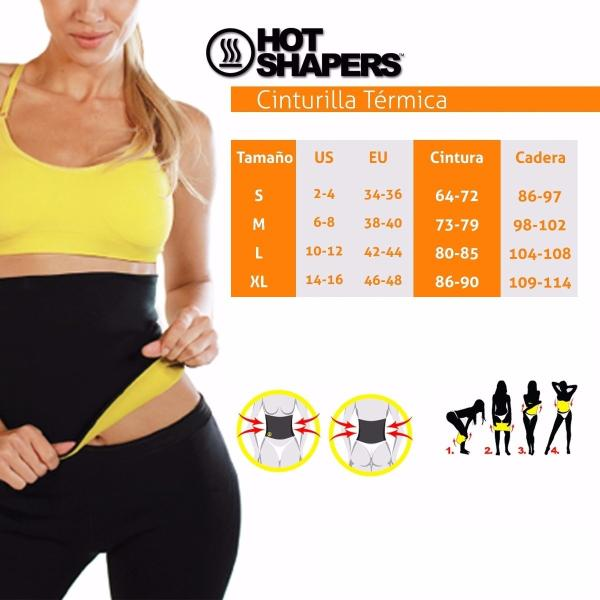 Cinturilla Neotex Hot Shapers