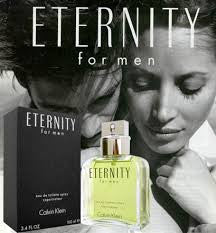 Eternity For Men De Calvin Klein 100ml Eau de Toilette.