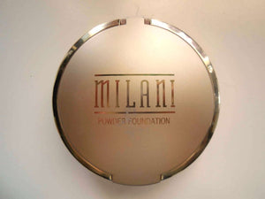 Polvo Compacto Cream To Powder Makeup Milani - 02 Spiced Almond