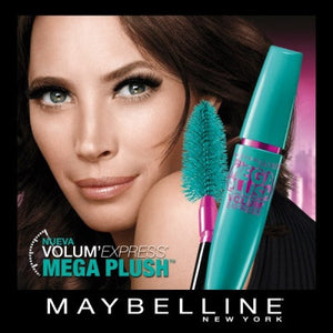 Mascara Mega Plush Volum'Express