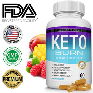 Keto Burn  1200 mg