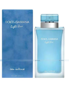 Dolce & Gabbana Light Blue Eau Intense 3.3 oz 100 ml Eau de Parfum