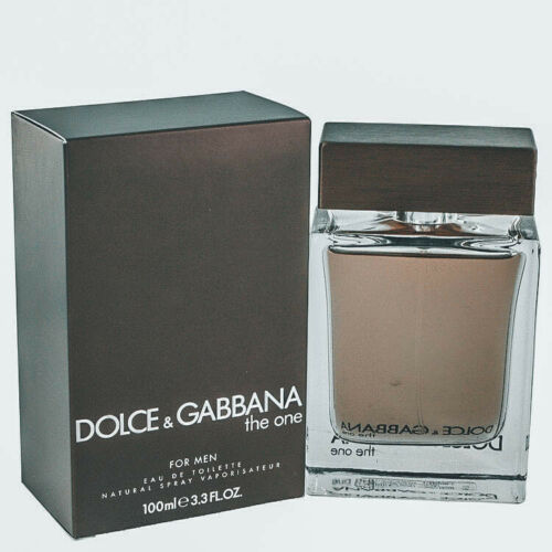 Dolce & Gabanna The One para hombre Eau De Toilette Spray 3.3 oz