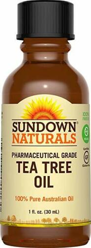 Aceite de Arbol de Te - Sundown Naturals Tea Tree Oil, 1 OZ - 30 ml.