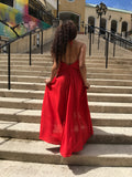 Coral Maxi Dress - FASHIONEVOLVER