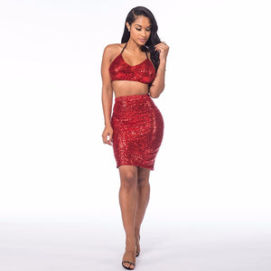 SPOTLIGHT Sequin Mini Set