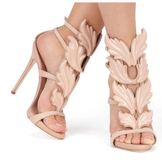 Greek Goddess Heels