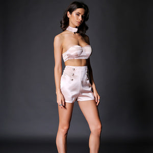 GABBIE Satin Mini Set