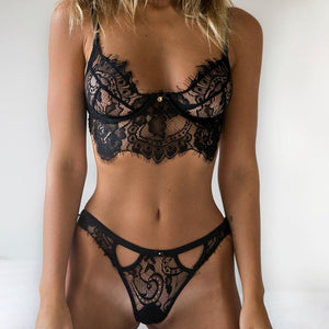 FRENCH Lace Mini Set / Lingerie