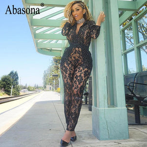 ANGELICA Maxi Jumpsuit