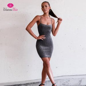 SKYLERINA Mini Dress