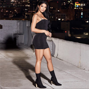 kourt mini dress
