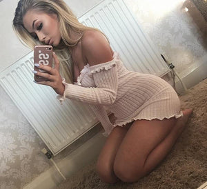 alyvia mini dress