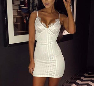 Macey mini dress