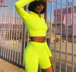 neon goddess mini set