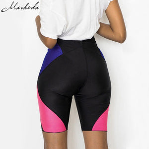 Anika midi cycle shorts
