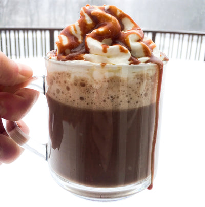 Maple Hot Chocolate