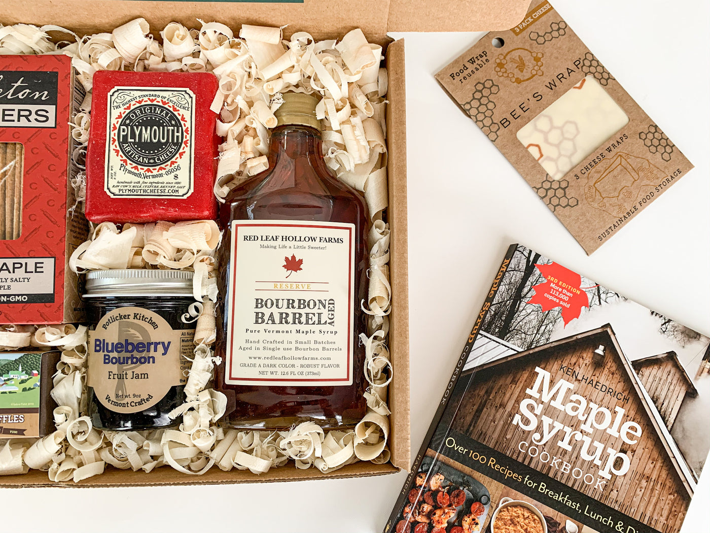 Vermont Maple and Bourbon Gift Box