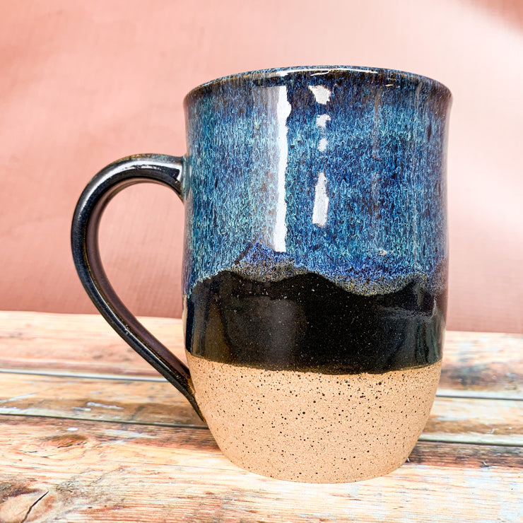 The Elegant Drip Pottery Mug - Scrumptious Secrets