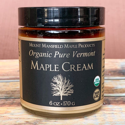 Maple Cream (aka Maple Butter) - Scrumptious Secrets