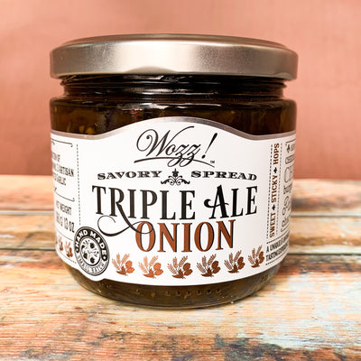 Triple Ale Onion Spread - Scrumptious Secrets