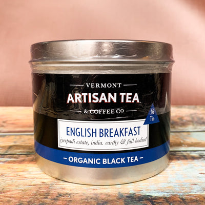 English Breakfast - Organic Black Tea - Scrumptious Secrets