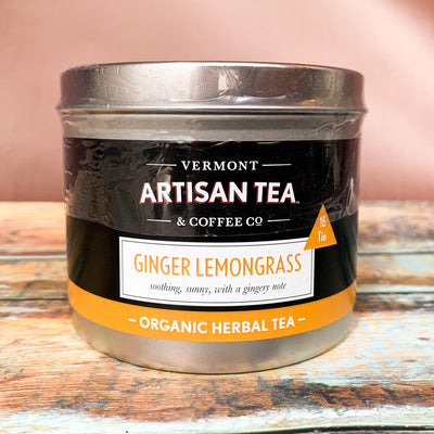 Ginger Lemongrass Herbal Tea - Scrumptious Secrets