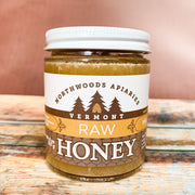Pure Honey, Raw - Scrumptious Secrets