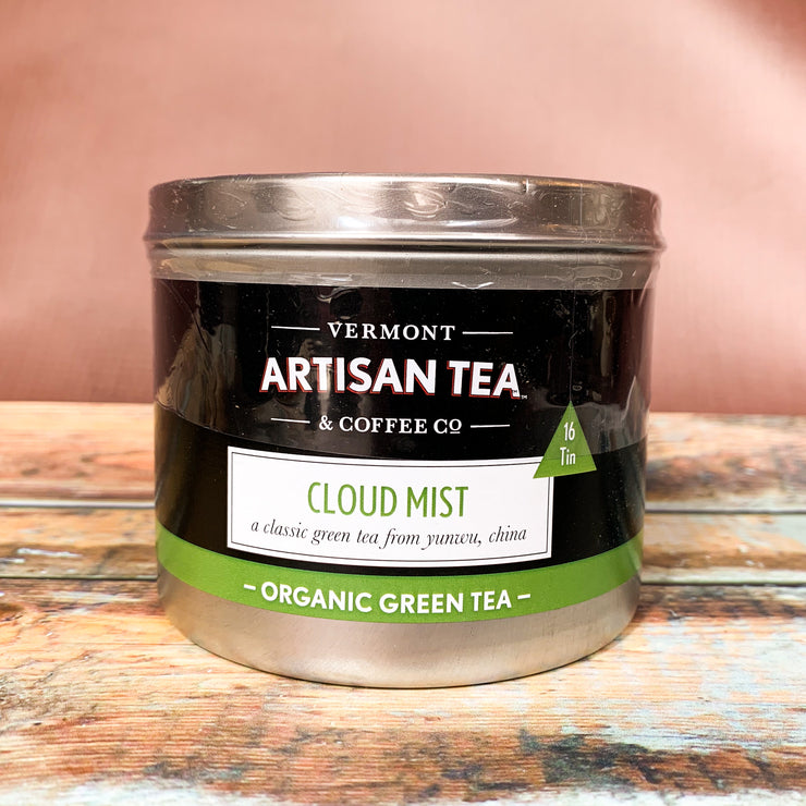 Cloud Mist Green Tea - Scrumptious Secrets