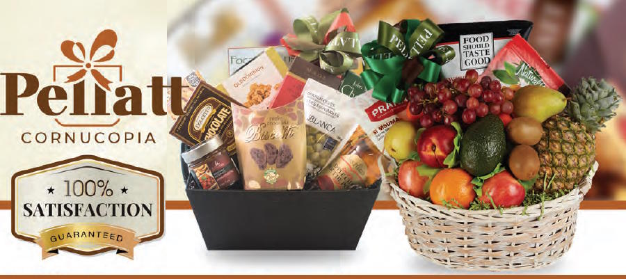 Gift Baskets for Any & All Occasions
