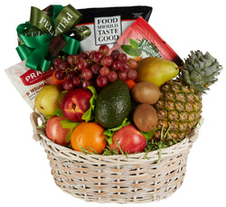 Fruit Kosher Medium Basket - Fresh Fruit Medley