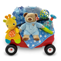 Mega Fun Wagon Gift Basket
