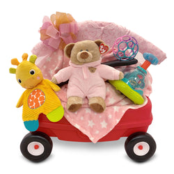 Mega Fun for Girls Toy Gift Basket