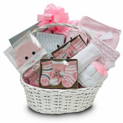 It's a Girl! Gift Basket