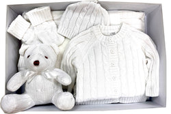 Tender Loving Baby Chic-White Gift Box