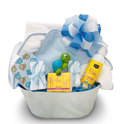 Bring On Bathtime Gift Basket