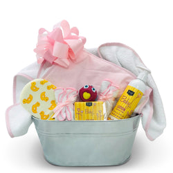 Splish Splash Baby Gift Basket