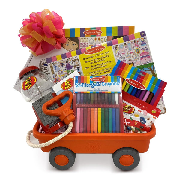 Roll with Creativity Gift Basket