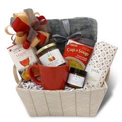 Feel Good Gift Basket