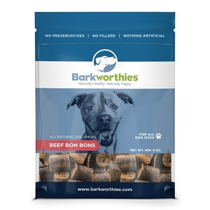 Barkworthies All Natural Bon Bons, 8 Oz
