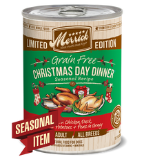 Merrick Christmas Day Dinner Seasonal Recipe in Gravy