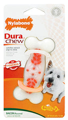 Nylabone Regular Dura Chew Plus Bacon Flavor