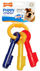 Nylabone Small Puppy Key Ring With Keys